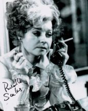 Prunella Scales Autograph Signed Photo - Sybil Fawlty